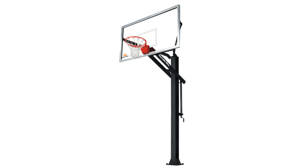 Bergen County Swing Sets Goalrilla Basketball Hoops GS72c