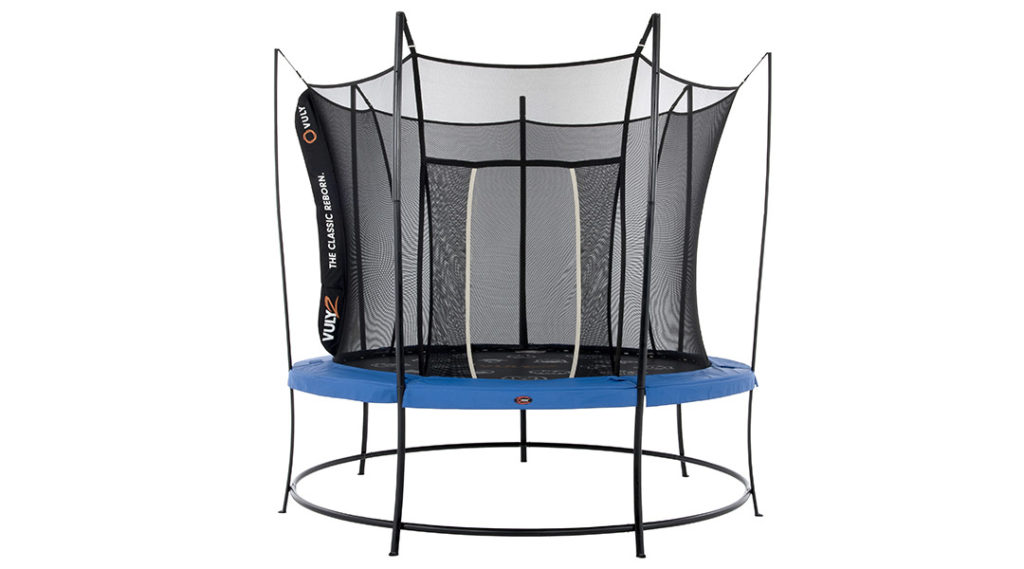 Bergen County Swing Sets Vuly 2 Trampoline 10ft
