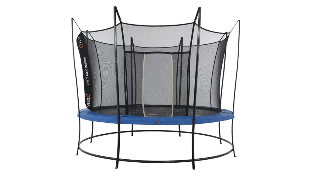 Bergen County Swing Sets Vuly 2 Trampoline 12ft
