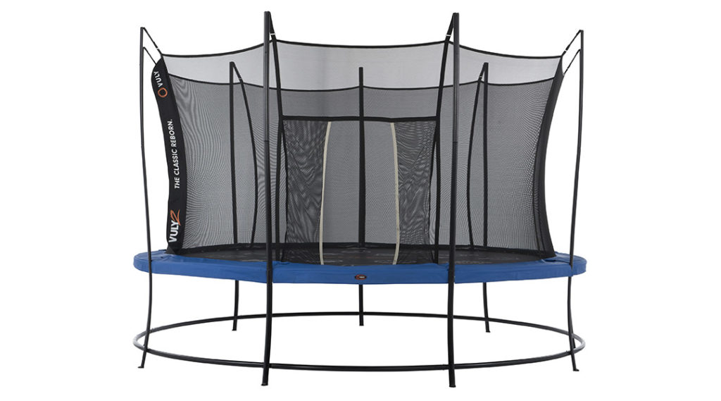 Bergen County Swing Sets Vuly 2 Trampoline 14ft