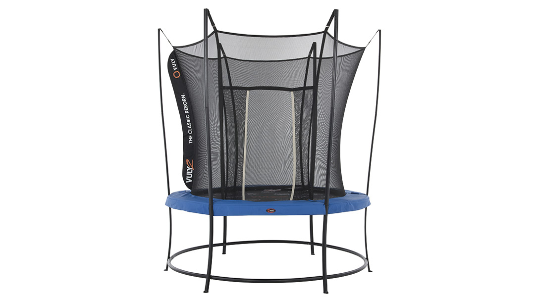 Bergen County Swing Sets Vuly 2 Trampoline 8ft