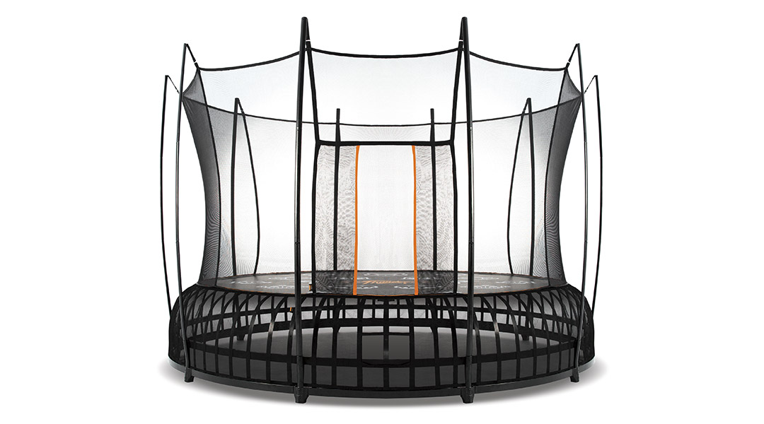 Bergen County Swing Sets Vuly Thunder Trampoline X Large