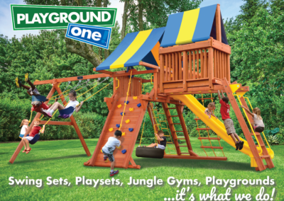 Playground One Catalog